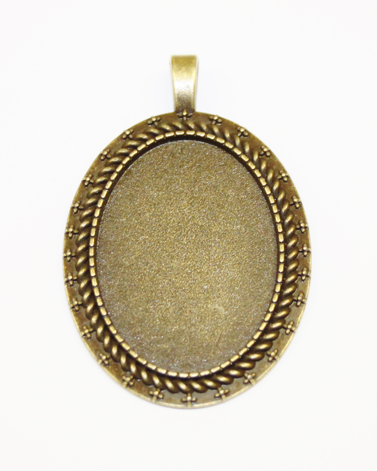 Www Nailcontact Com Pendants Medallion Old Gold Jewelry Blank