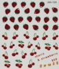 Stickers Strawberry / Cherry