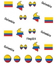 Sticker  Columbia