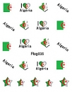 Sticker Algeria