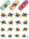 Nail Tattoo-Sticker, J 06p