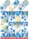 Nail Tattoo-Sticker, J 35