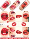 Nail Tattoo-Sticker, N 372