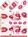 Nail Tattoo-Sticker, N 403