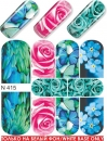 Nail Tattoo-Sticker, N 415