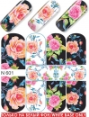 Nail Tattoo-Sticker, N 601