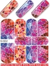 Nail Tattoo-Sticker, N 602