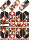 Nail Tattoo-Sticker, N 692