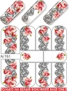 Nail Tattoo-Sticker, N 751