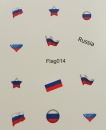 Stickers Russia