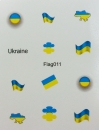 Stickers Ukraine