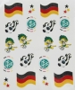 Stickers WM Germany